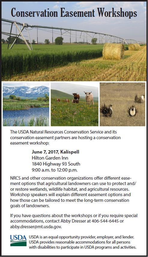 Conservation Easement Workshop @ Hilton Garden Inn